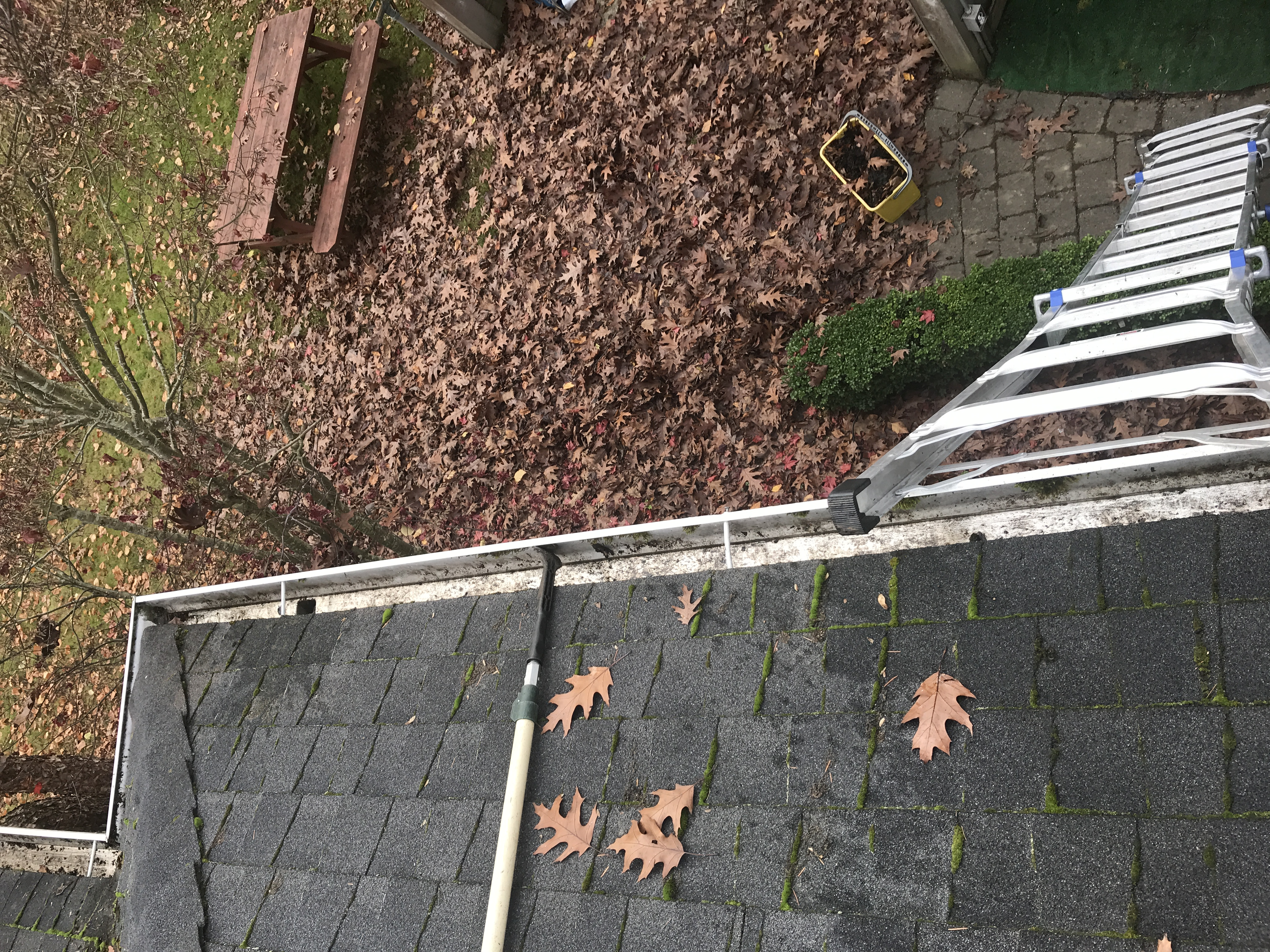 Gutter Cleaning Restore Pressure Cleaning Puyallup Wa